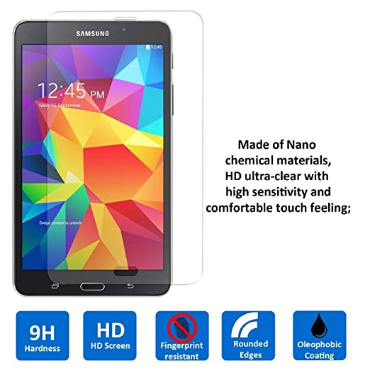 Tempered Glass For Samsung Galaxy Tab 4 T331/T330 8 quot;Inch Maintenance, Upkeep   Repairs