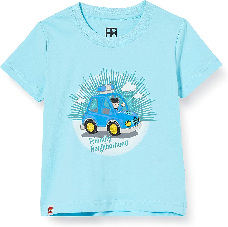 LEGO Duplo Boy Lwterrence Camiseta para Beb/és