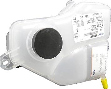 Ford Ausgleichsbehälter Kühlmittel Fiesta 1 3 Zetec Ab Bj 2001 1 4 Tdci Bj 01 02 Auto
