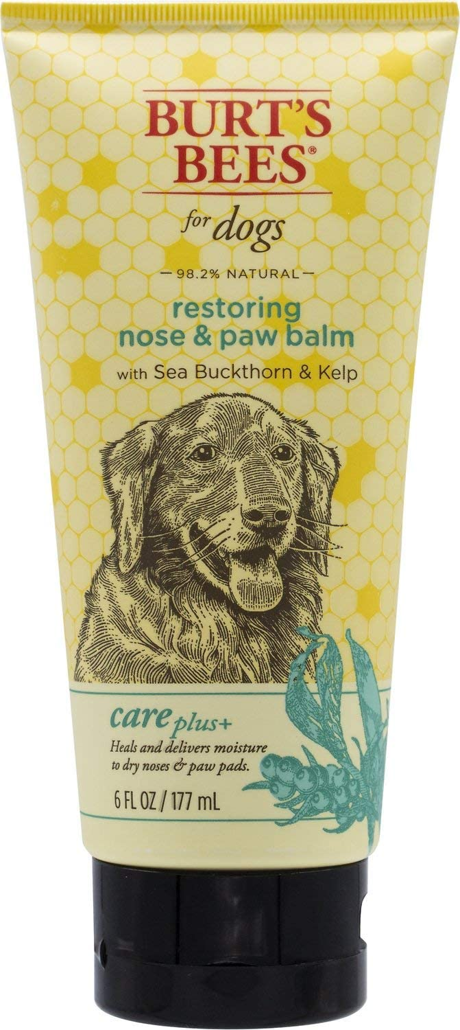 Burt's Bees For Dogs Care Plus Natural Treatments for Dogs | Dog Ear Wash and Nose & Paw Balm