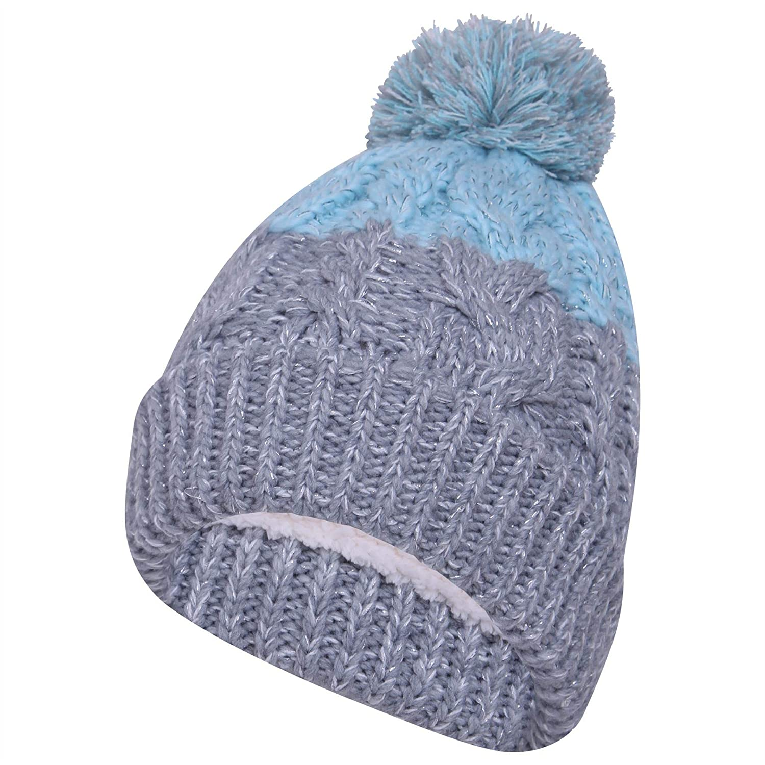 Pro Climate Ladies Waterproof and Windproof Fleece Lined Beanie Hat Does not Apply