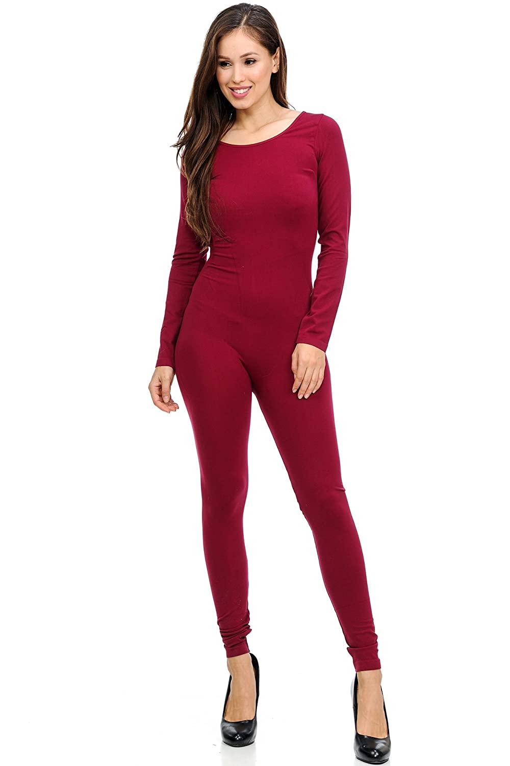 64cca95868 World of Leggings® ORIGINALS Premium Women s Basic Jumpsuit - We are a  proud USA based retailer with 100% of our employees in the USA.
