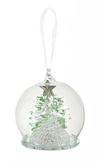 Amazon.com: Ganz Light Up Tree Ornament (EX10335): Home & Kitchen