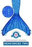 Mermaid Tail for Girls, Boys, Kids & Adults