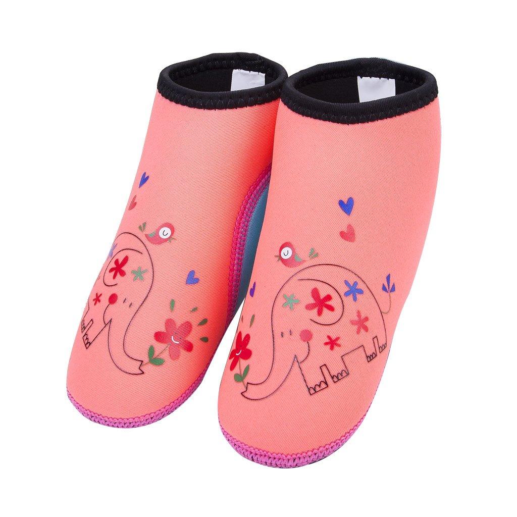 Zapatos de Playa para Niños Calcetines Aqua Descalzo para Playa y Piscina