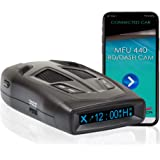 Whistler Mfu440 Multi-Functional Radar Detector with Fully Integrated Dash Camera – High Performance – Wi-Fi Enabled – iOS an