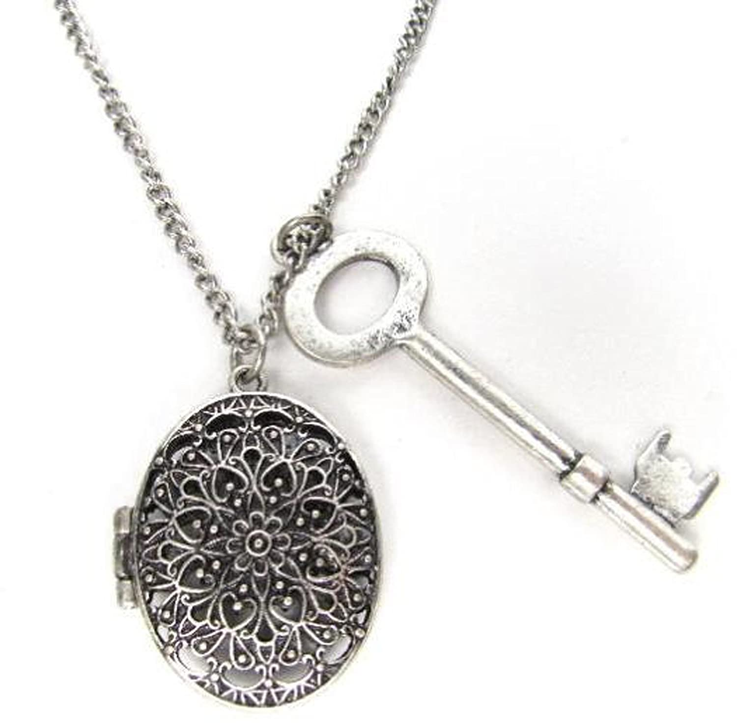 vintage necklace pendant diffuser style perfume oil the aromatherapy diffusery lockets locket essential chain products