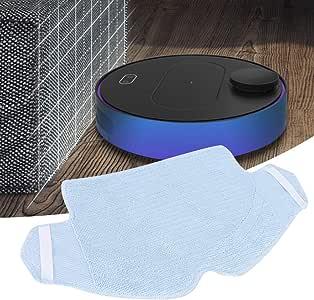 Filfeel wosume Mopa de Tela y Filtro de Tanque de Agua Reemplazo, 360 S6 Robot Aspiradora Repuestos Accesorios ...