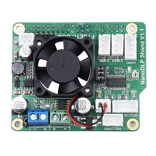 KESOTO Tarjeta De Expansión para Raspberry Pi 3B Y La Impresora 3D ...