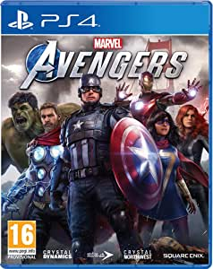 Marvel's Avengers (PS4) - UAE NMC Version