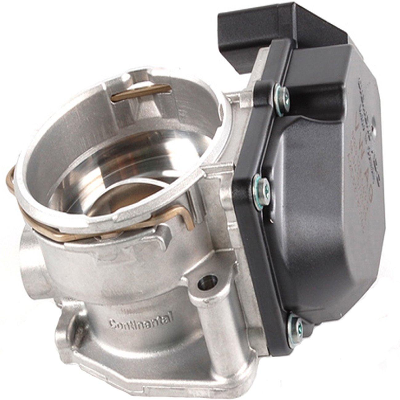 Bapmic 03G128063Q Fuel Injection Throttle Body for Audi A3 Volkswagen Jetta Passat Audi A3