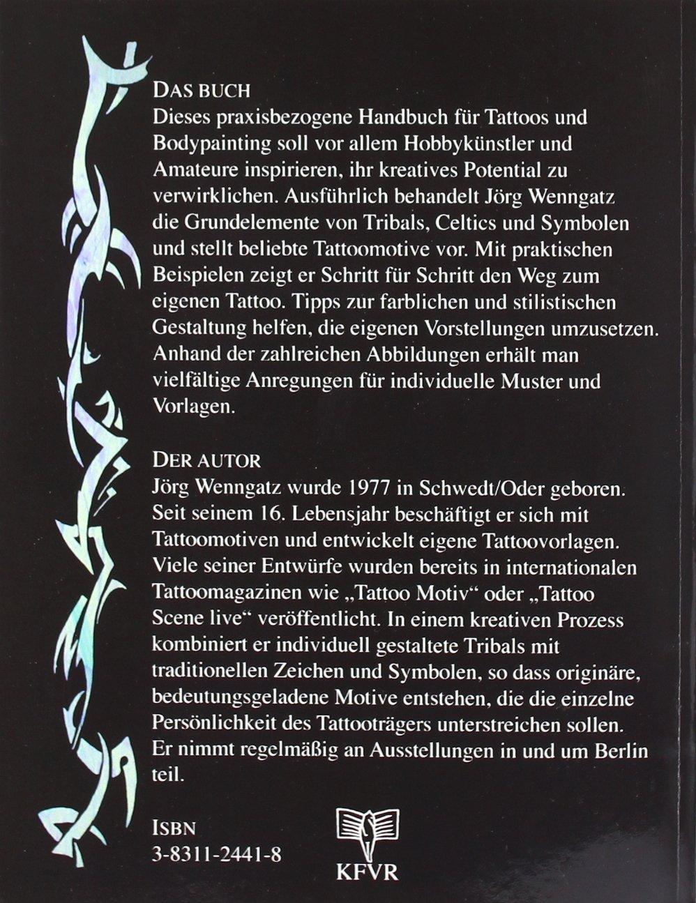 Tribals, Flashs und Ornamente: Von der Idee zum Motiv. Muster und ...