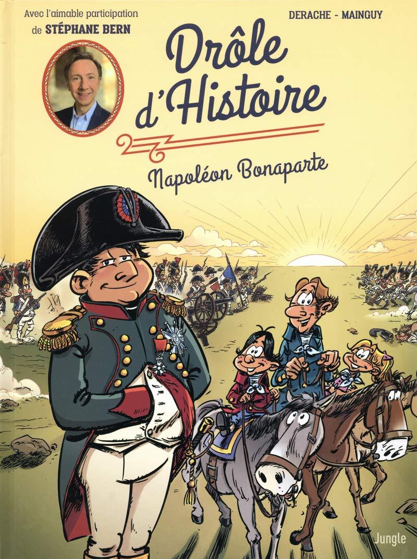 Drôle d'Histoire – tome 2 Napo…