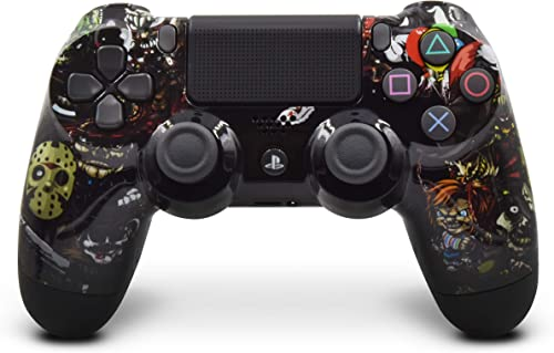 Mega Modz Scary Party PS4 Modded Controller with Back Buttons - Scary Party review