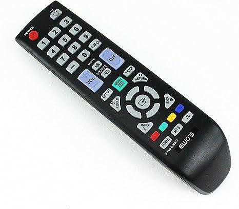 Etouch a BN59 – 00857 A mando a distancia de repuesto para televisor Samsung 933HD, belleza, ln19b361, ln19b450 C4h, ln19b650, ln22b350, LN22B360, ln22b450 C4h, LN22B460, ln22b650, LN26B360 LN26B460, LN32B360 LN32B460: Amazon.es: Electrónica