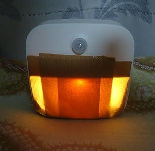 実用的なセンサーライト