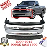 Air Deflector for 2009-2018 RAM 1500 Lower Front Bumper Valance NEW Textured