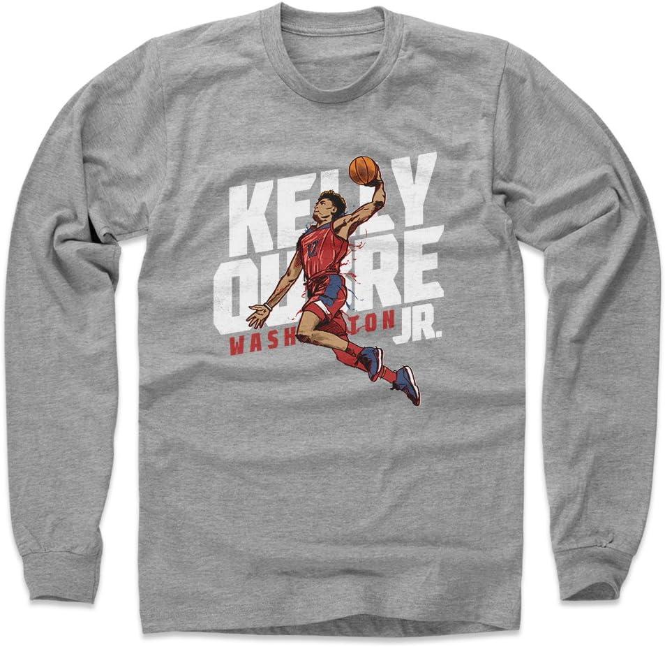 500 LEVEL Kelly Oubre Jr. Camiseta de manga larga ...