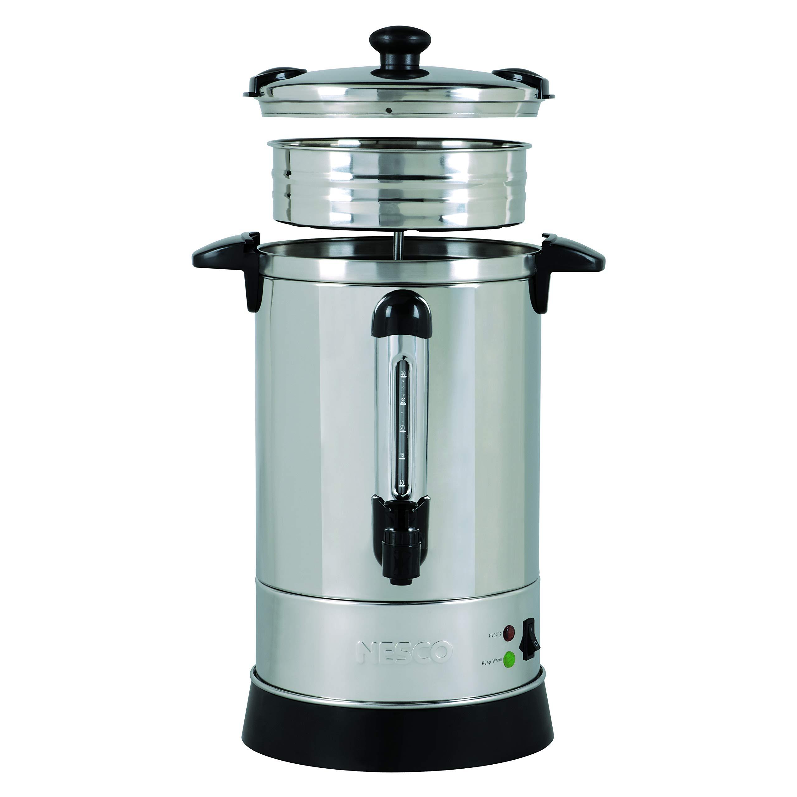 Nesco CU-30 Professional Coffee Urn Stainless Steel by Nesco (Image #2)