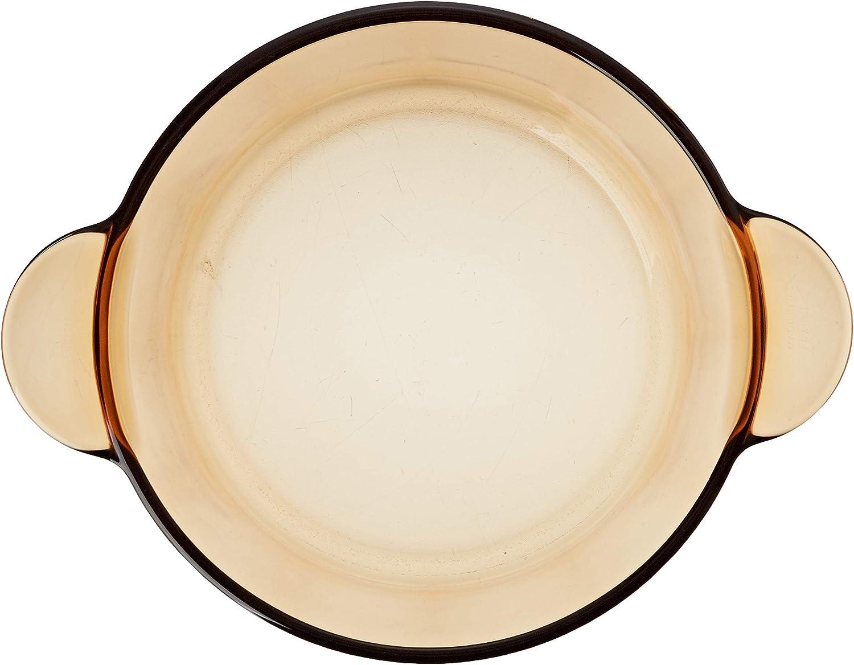 VISIONS - Juego de ollas de 6 Piezas, de Vidrio Pyroceram, Modelo ...