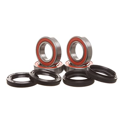 REPLACEMENTKITS.COM - Brand Fits Yamaha Rhino Front Wheel Bearing & Seal Kit both sides -: Automotive