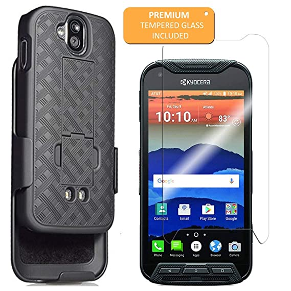 buy online b3c15 0b33b Amazon.com: kyocera Duraforce Pro Case E6810, E6820, E6830 Shell ...