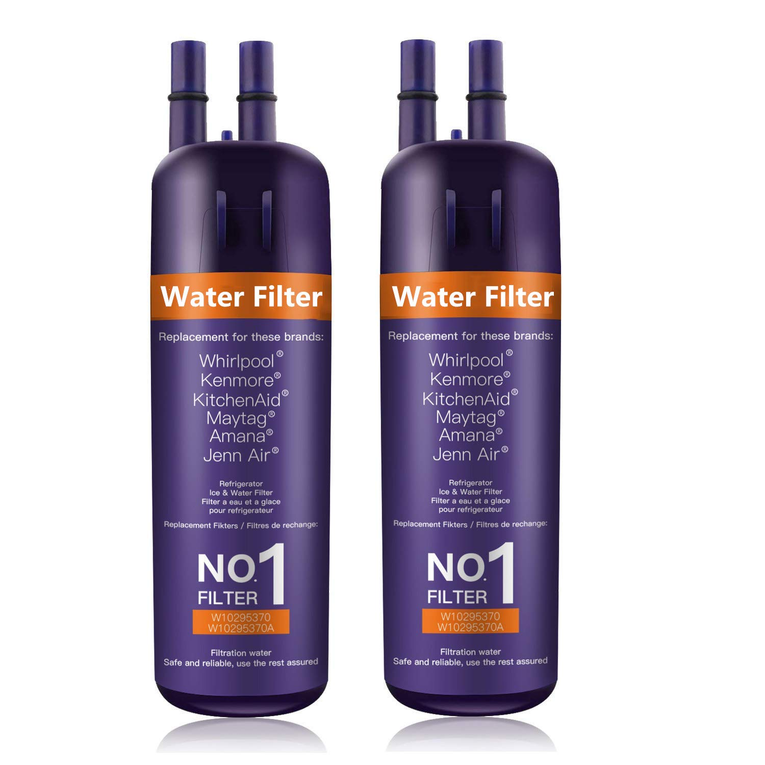 DOBY 9930 Refrigerator Water Filter Compatible with Ken-More 46 9081 46 9930 Refrigerator Water Filter(Purple 2 Pack)