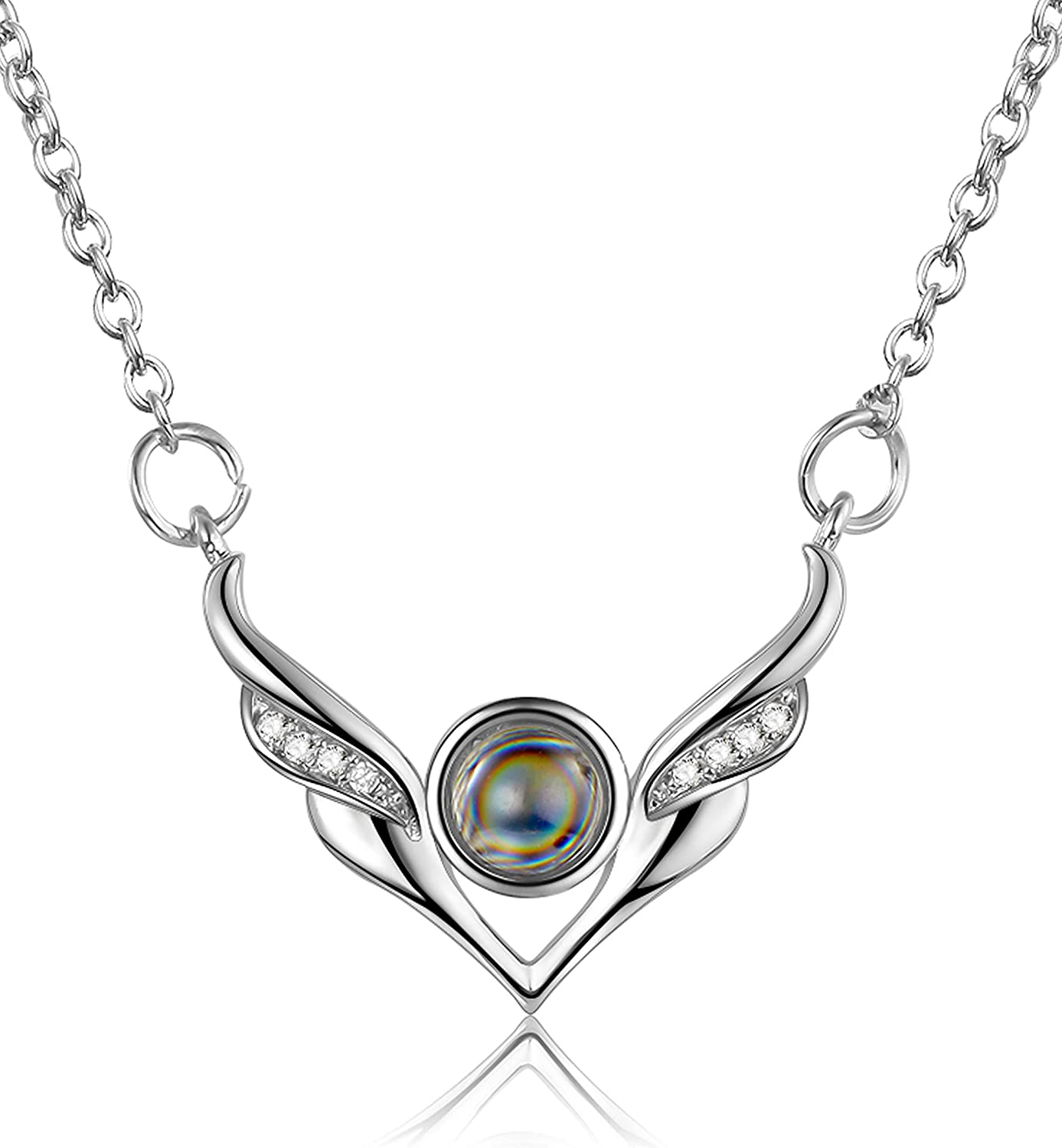 Cilian I Love You Necklace...
