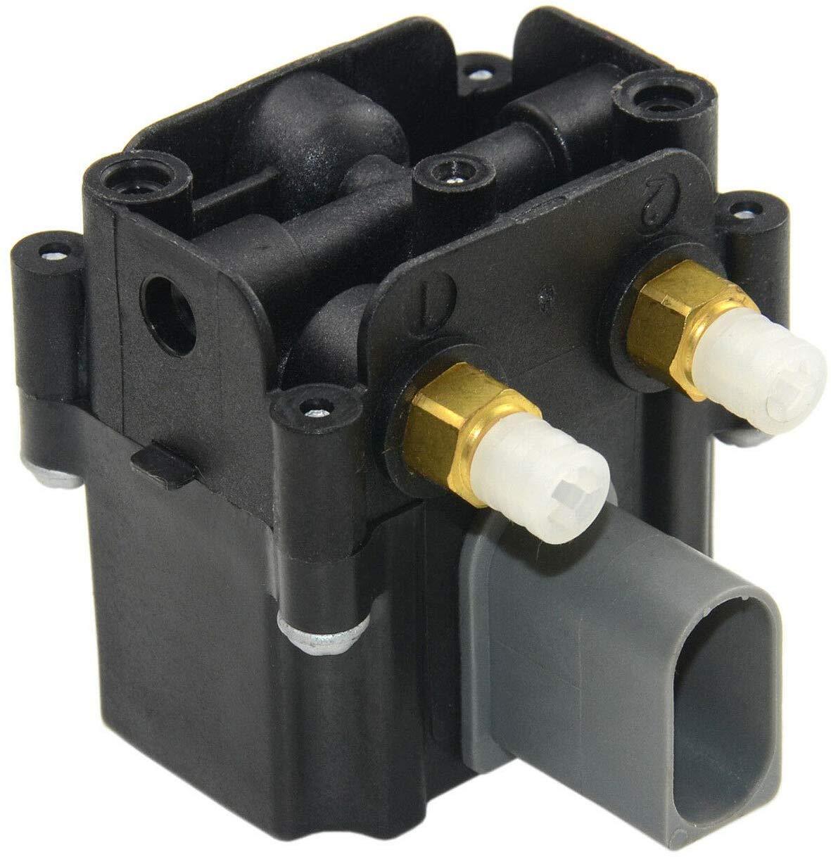 MSQ-CD Air Suspension Solenoid Valve Block 37206789450 37206864215 For BMW F01 F02 F07 F11 740i 750i 760Li 37236769082 37206868998 4722555610