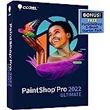 Corel PaintShop Pro 2022 Ultimate | Photo Editing & Graphic Design Software + Creative Bundle | Amazon Exclusive ParticleShop