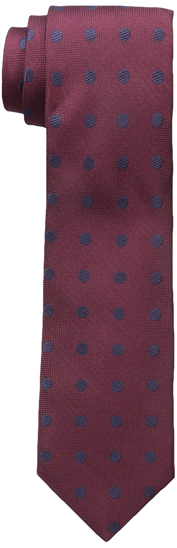 Jack Spade Men's Large Dot Tie Red One Size Q6RU0340