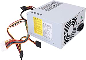 YEECHUN HP-P3017F3 300W Power Supply Replacement for Dell Vostro 200 400 220 260 Studio 540 Precision T1500 Inspiron 518 537 540 560 570 580 Mini Towers DPS-300AB-24 HP-P3017F3 LF 9V75C C411H CD4GP