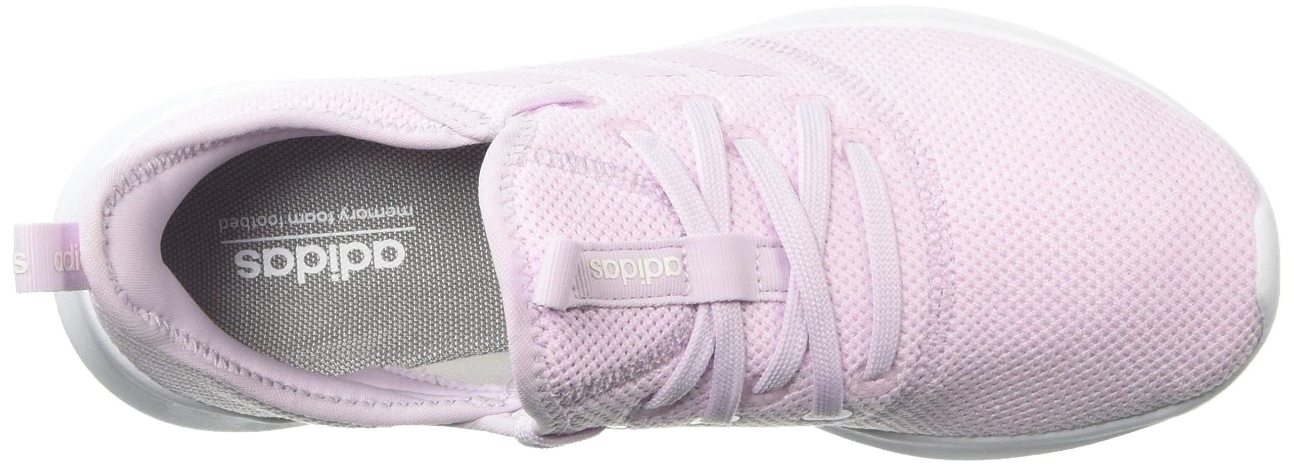 adidas Women's Cloudfoam Pure, aero Pink/White, 5.5 M US by adidas (Image #7)