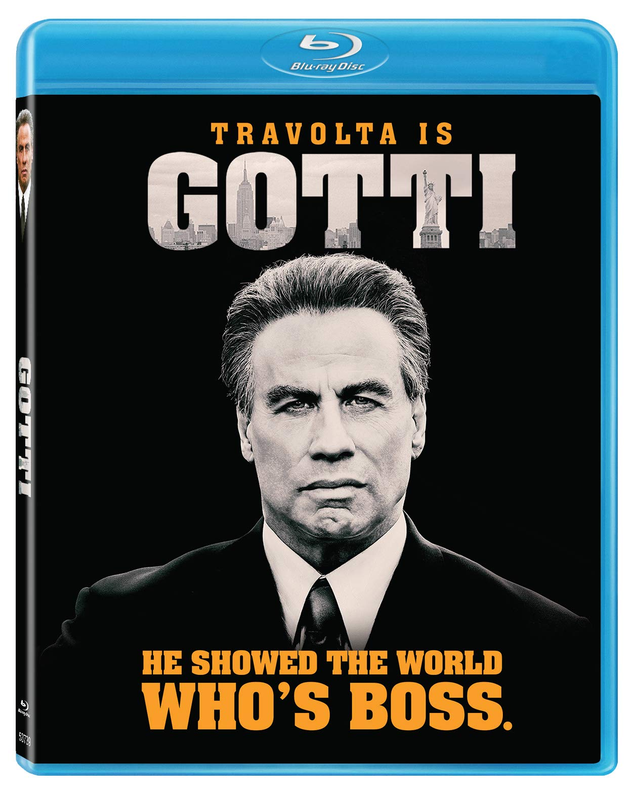 Blu-ray : Gotti (Blu-ray)