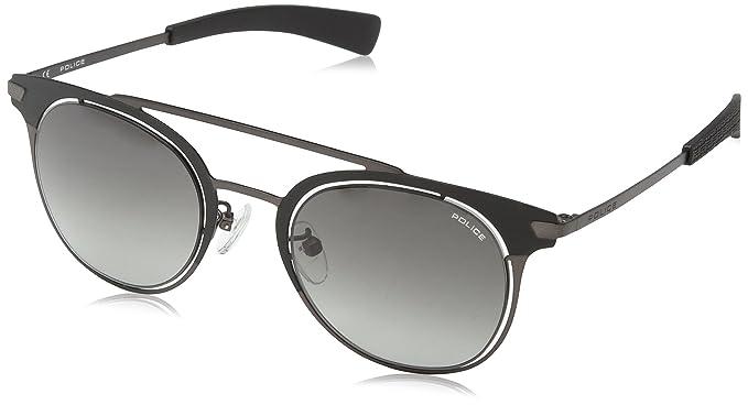 a706fa038b0 Police Sunglasses SPL158 Offside 6 Aviator Sunglasses 49mm