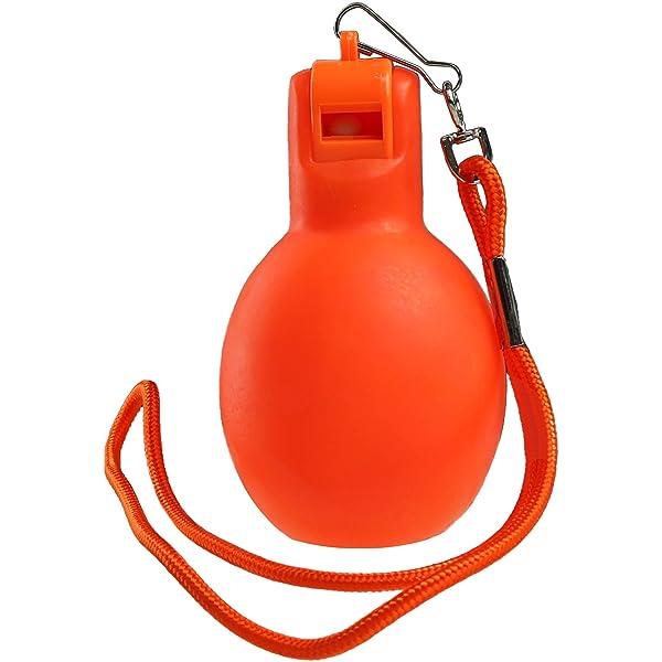 rojo el silbato higi/énico naranja Silbato de mano Wizzball morado azul