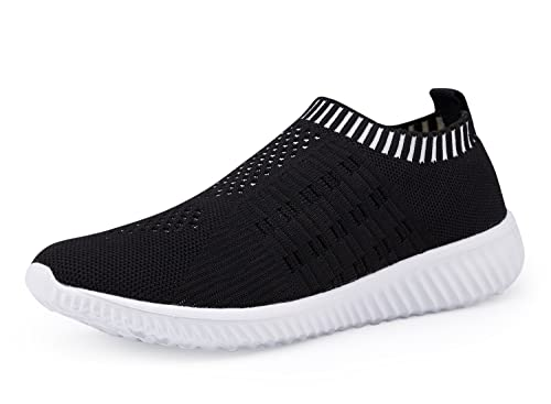 3dc6bdd5ada9 DMGYDAF Women's Lightweight Walking Athletic Shoes Breathable Mesh Sneakers  Casual Running Shoes