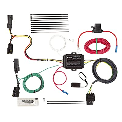 Hopkins 40514 Plug-In Simple Vehicle Wiring Kit: Automotive