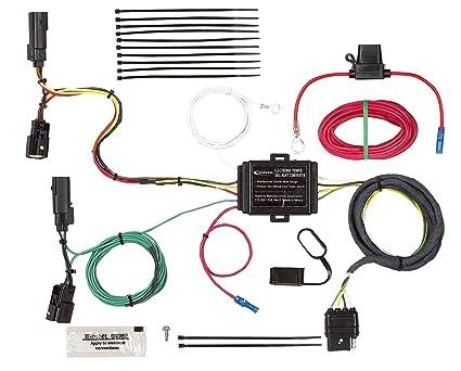 amazon com hopkins 40514 plug in simple vehicle wiring kit automotive rh amazon com