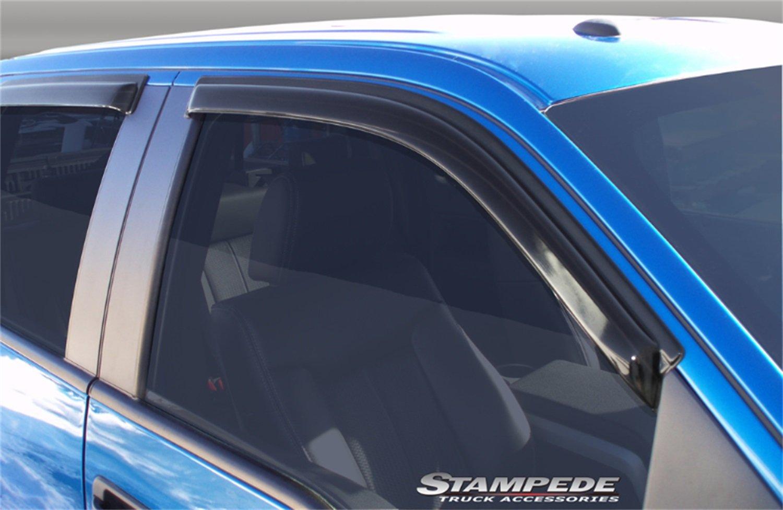 Stampede 61842 Side Window Deflector