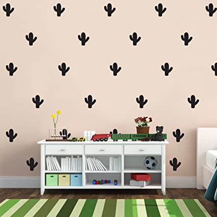 Amazon.com: Set of 20 - Cactus Wall Decals - 1.5\
