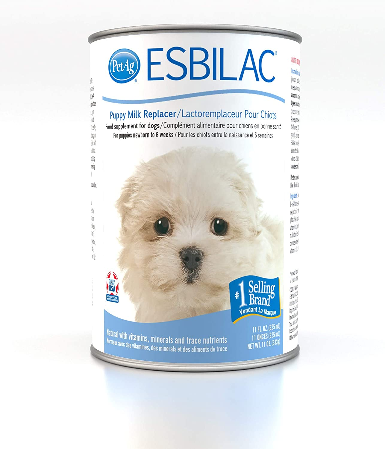 PetAg Esbilac Puppy Milk Replacer Review