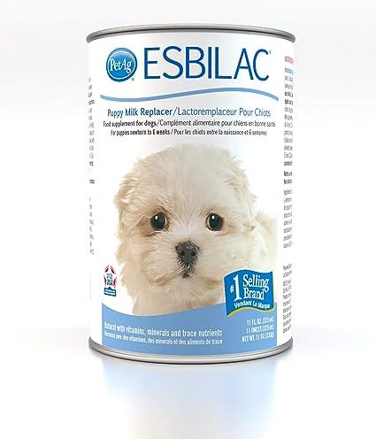 Amazoncom Petag Esbilac Puppies Milk Replacer Liquid 11 Ounce