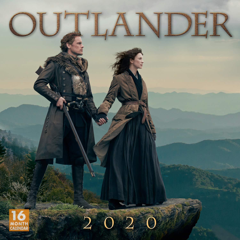 Outlander 2020 Square Wall Calendar: Amazon.co.uk: Sellers ...