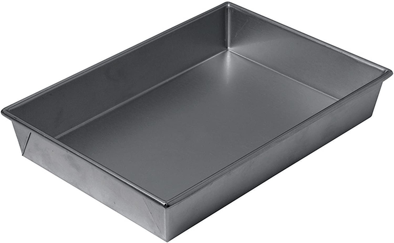 Kitchen Craft Chicago Metallic Professional Non-Stick Baking and Roasting Tin, 33 x 23 cm (13