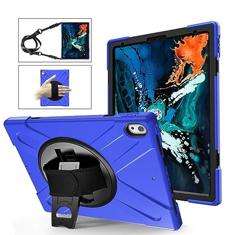 HuiFlying - Funda para iPad Pro de 12,9 Pulgadas (Doble Capa ...
