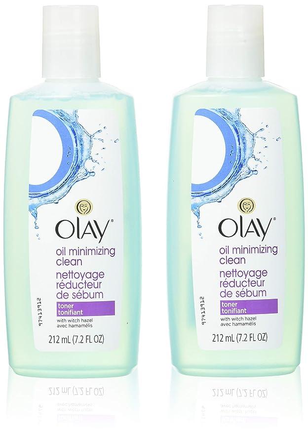 Amazon Com Olay Oil Minimizing Clean Toner 7 2 Ounce Pack Of 2