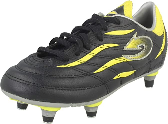 Boys Arrow Football Boots with Screw in