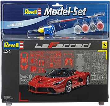 maquette voiture revell