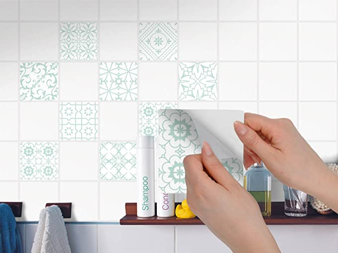 Piastrelle sticker decorative stickers per piastrelle piastrelle
